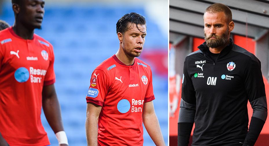 """Mardrömspremiär för Helsingborg: """"Vi är för ängsliga"""""""