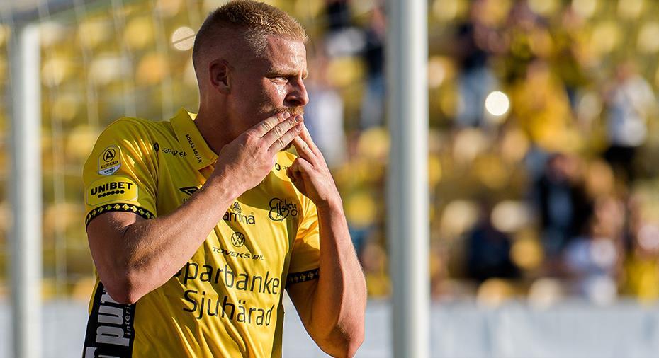 """Officiellt: Frick förlänger med Elfsborg: """"Min andra familj"""""""