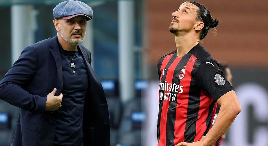 """Zlatan: """"Jag hade skrivit på för Bologna gratis"""""""