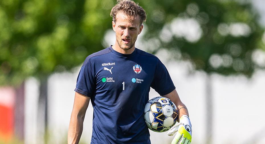 """Lindegaard hoppfull efter skadan: """"Räknar med spel ganska snart"""""""