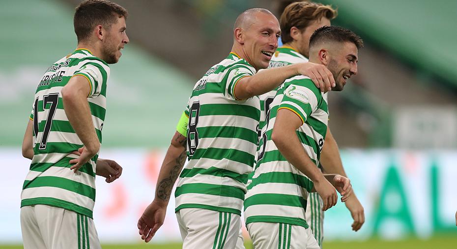 Celtic väntar Djurgården vid seger - krossade KR Reykjavik