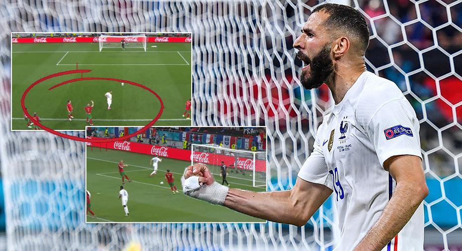 Oväntade bilderna mitt under dramat: Här lackar Pepe ur på egna målvakten – efter att ha släppt in en straff(!)