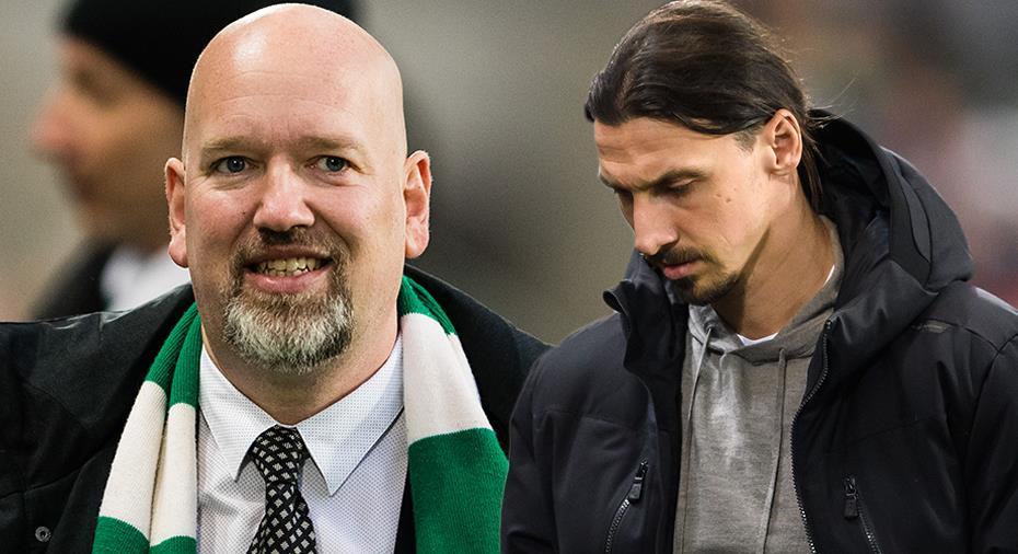 """Hammarby om nya Zlatan-uppgifter: """"Medvetna om att det finns en chans"""""""