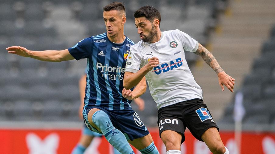 """Besara målskytt och vinnare: """"Men jag är fortfarande lite sur över AIK-matchen"""""""