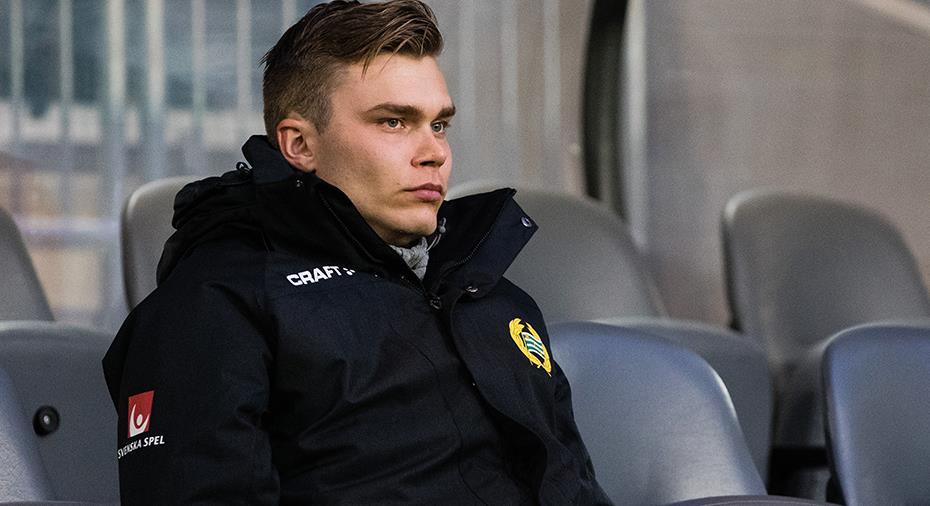 Officiellt: Degerlund lämnar Bajen - klar för spel i superettan