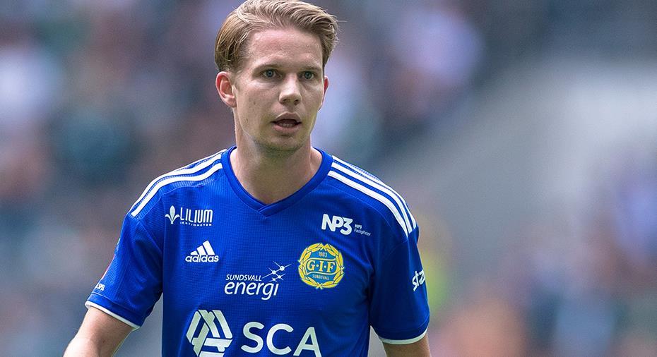 """Blomberg ser gärna sig själv i AIK: """"Hade varit ett väldigt bra alternativ"""""""
