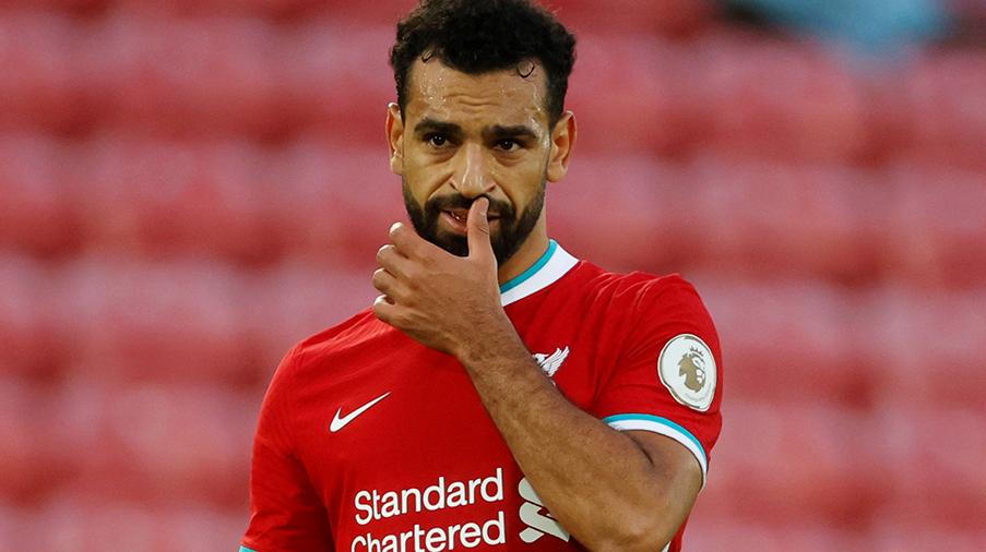 Uppgifter: Salah kan missa flera matcher - måste stanna kvar i Egypten