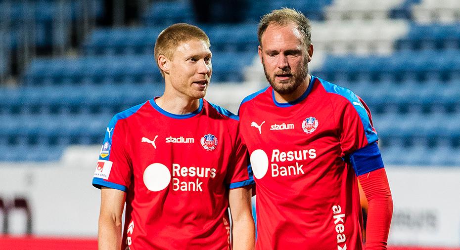 """Kaos i augusti - sedan tre vinster på fem matcher för HIF: """"Granqvist delar med sig ansvar - det är avgörande"""""""