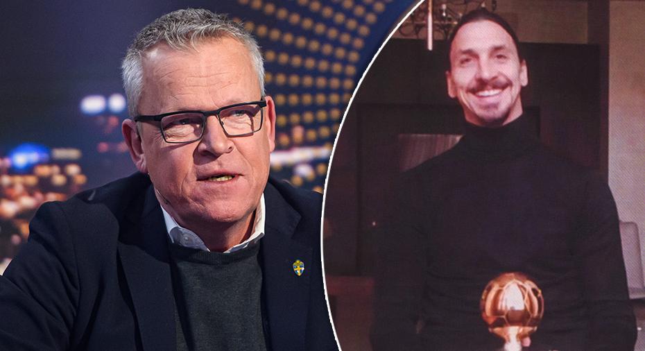 """Nya uppgifter efter mötet: Blågult """"hoppfullt"""" om Zlatan-comeback"""