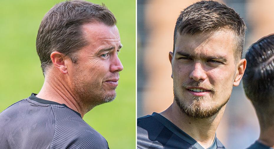 """MFF-sportchefen om Olsson, mittbackarna och Vagic: """"Han besöker en klubb"""""""