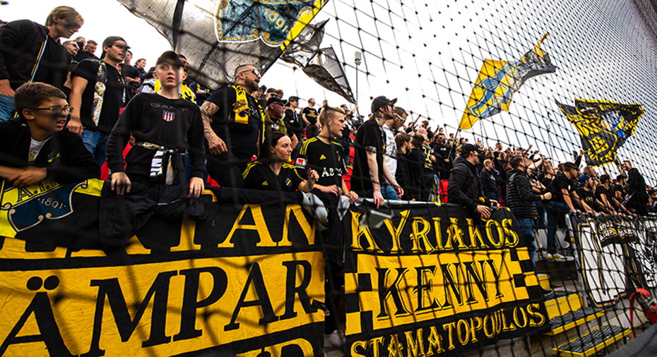 Supporterklubbens besked: Kommer inte att samlas vid allsvenskt spel