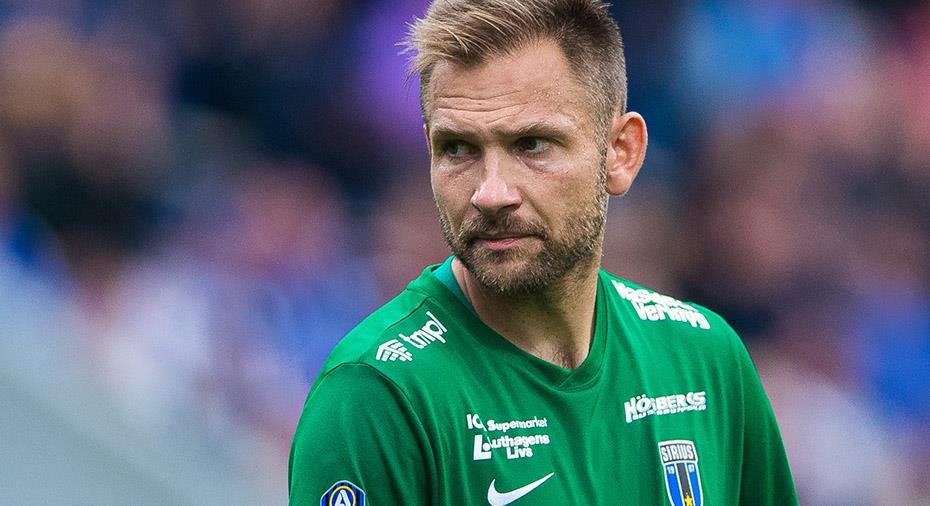 """Alvbåge tillbaka i elitfotbollen: """"Kommer inte in och tror att jag är något"""""""