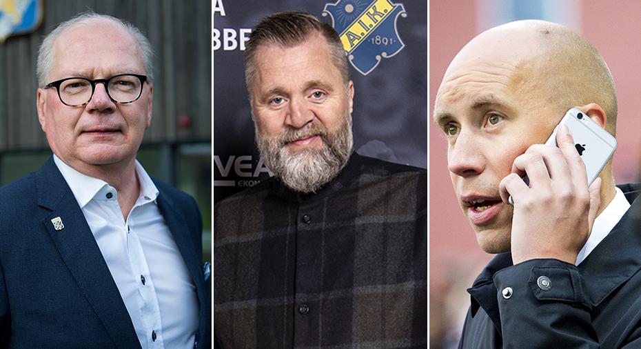 """Så tänker klubbarna om lönesänkningar - ses över av AIK och Blåvitt: """"Lyfter på alla frågor"""""""