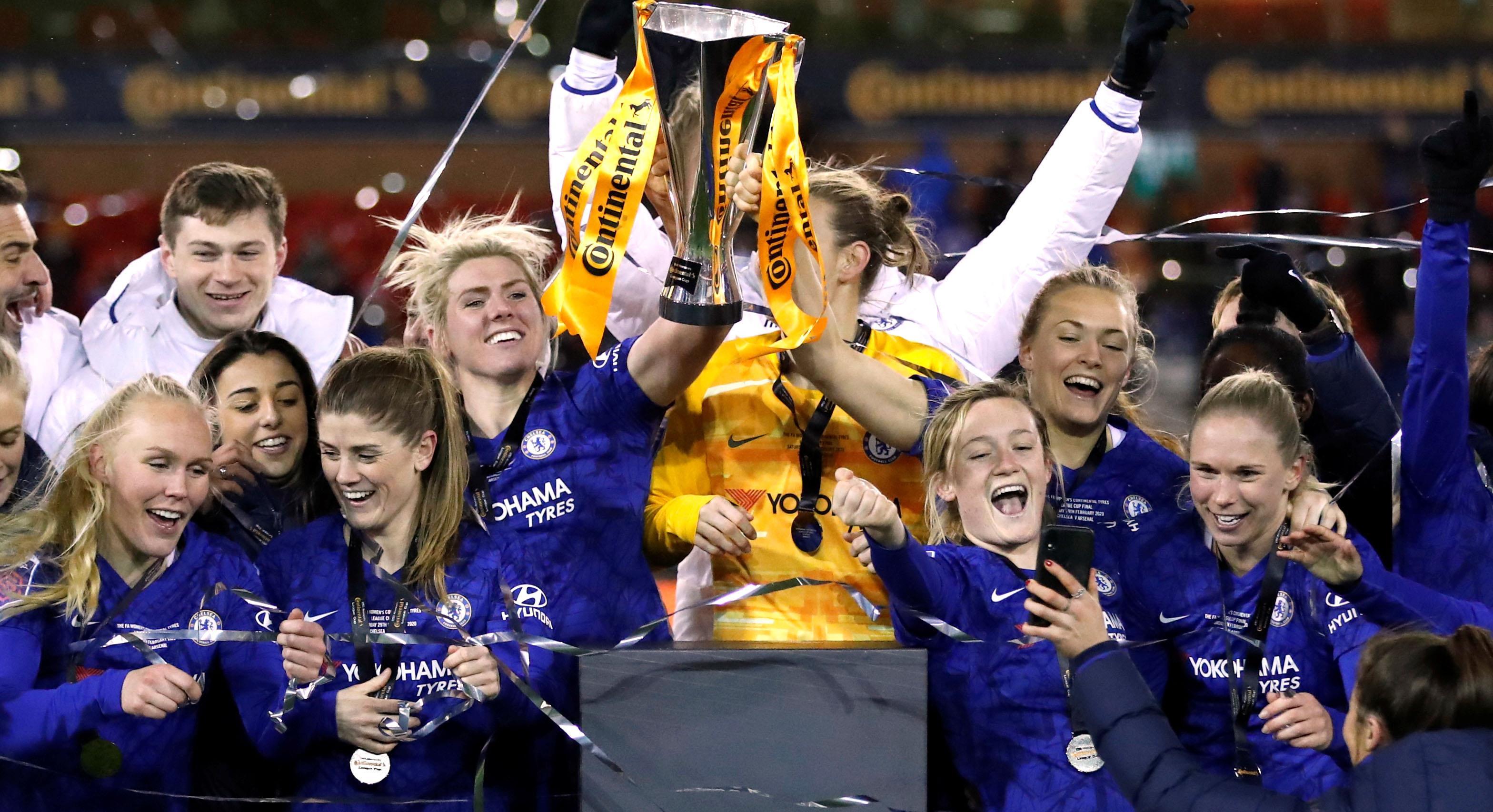 TV: Chelsea segrare i ligacupfinalen - England stor matchhjälte