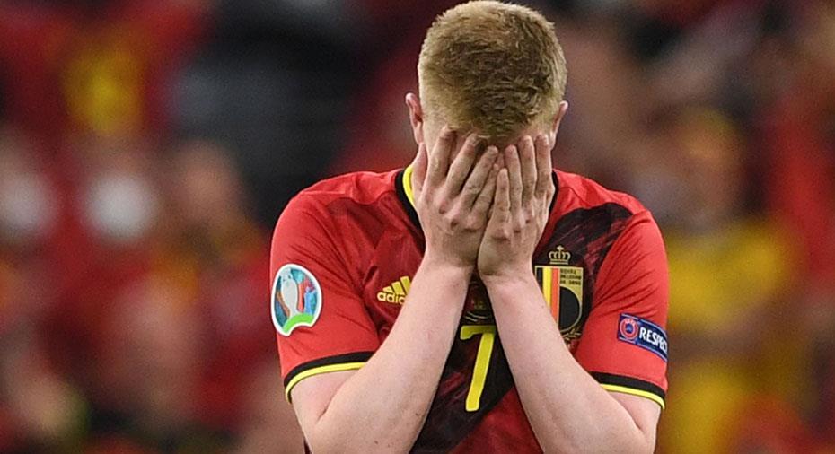 """Belgien-stjärnan: """"Vi försökte med allt"""""""