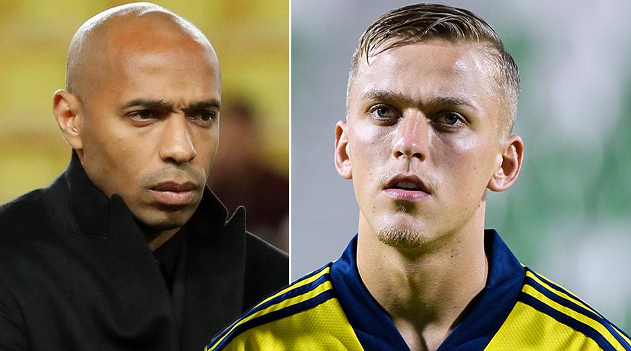 Henry sägs jaga Elfsborg-stjärna - flera MLS-klubbar ska vara med i kampen