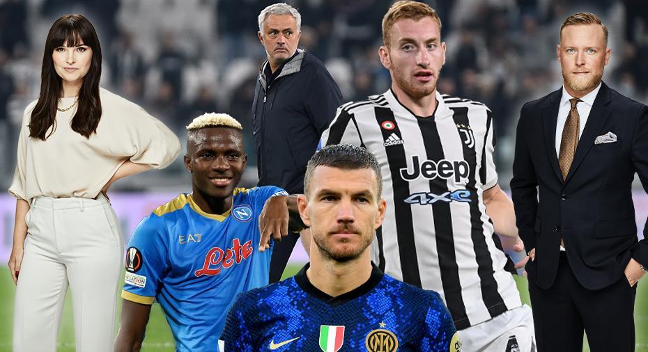 """Serie A-panelen inför Supersöndag: """"Kan sluta precis hur som helst"""""""