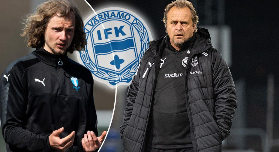 Officiellt: IFK Värnamo klar med ny tränare - Jonas Thern fortsätter