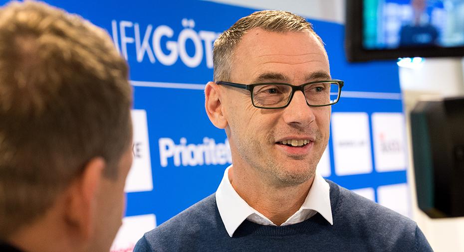 TV: Olsson tar över efter Gren: