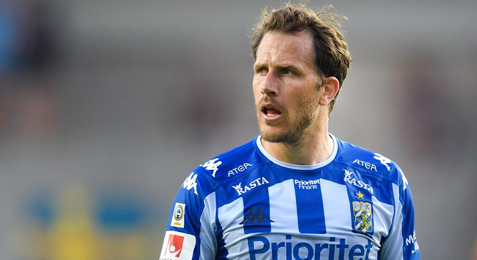 Tobias Hysén fortsätter fotbollskarriären – i division 6: