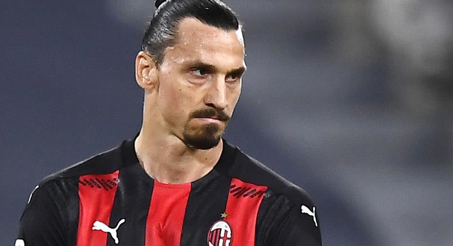 """Pioli om Zlatans status: """"Inte börjat träna med laget"""""""