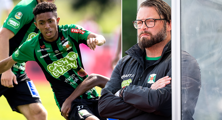"""Persson om talangens beslut: """"Ett pytteskott från årskurs fyra"""""""