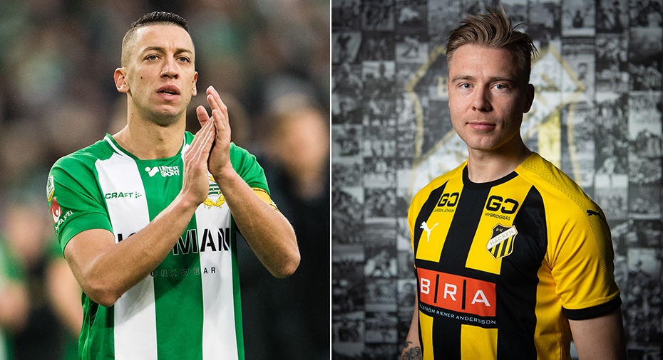 """Djurdjic försökte locka Søderlund till Bajen: """"Du ska inte testa Hammarby istället?"""""""