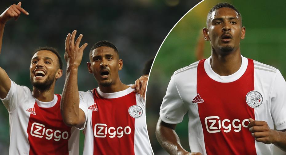 JUST NU: Drömstart för Ajax - går upp i tvåmålsledning direkt