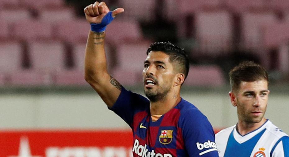JUST NU: Barça pressat i derby - Espanyol nära 1-0