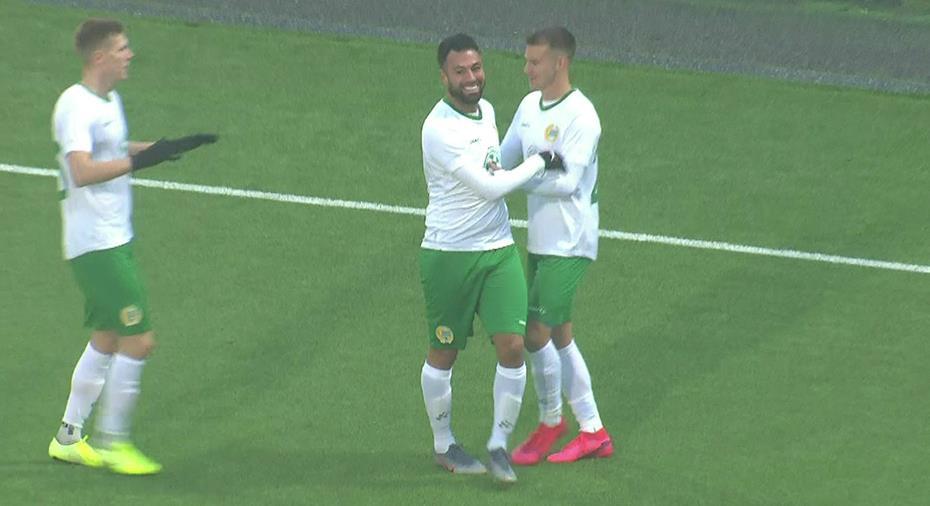JUST NU: Danske målvakten debuterar för Bajen mot Brommapojkarna
