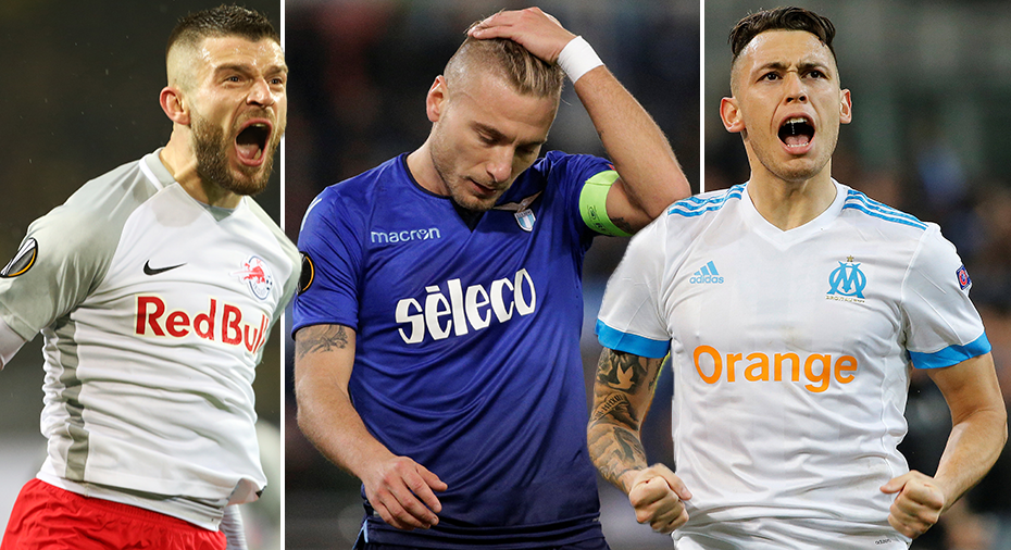 Flera tunga bortasegrar h r r alla resultat fr n kv llens europa league ttondelsfinaler - Resultat coupe europa league ...