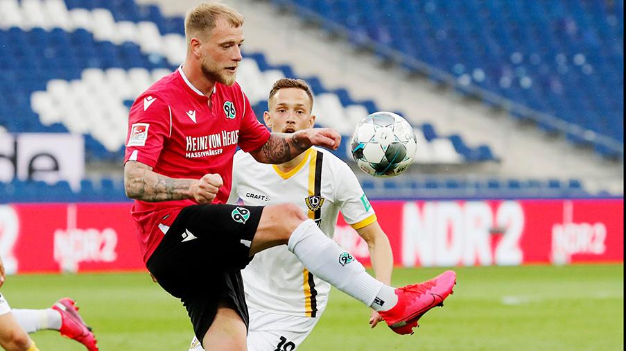 Andra raka segern för Hannover - Guidetti med assist