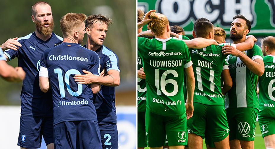 Klart: Här är lagen som Malmö och Hammarby kan lottas mot i Europa League