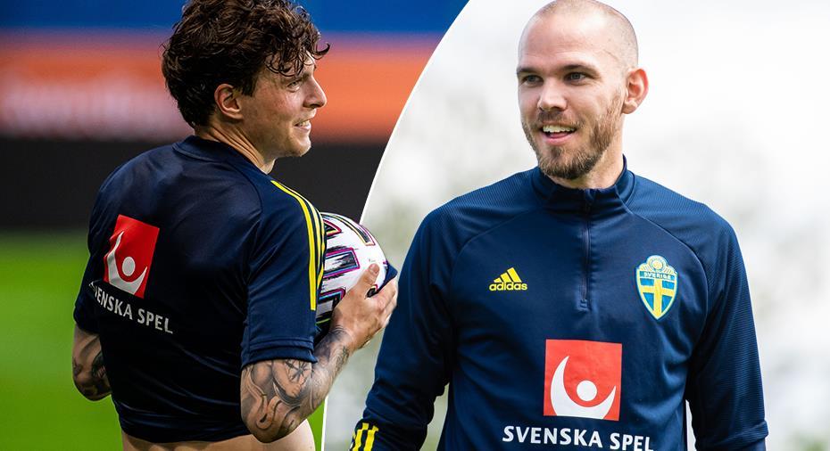 """Lindelöf tror på Danielson - trots lång väg: """"Man såg vilken kvalitet han hade"""""""