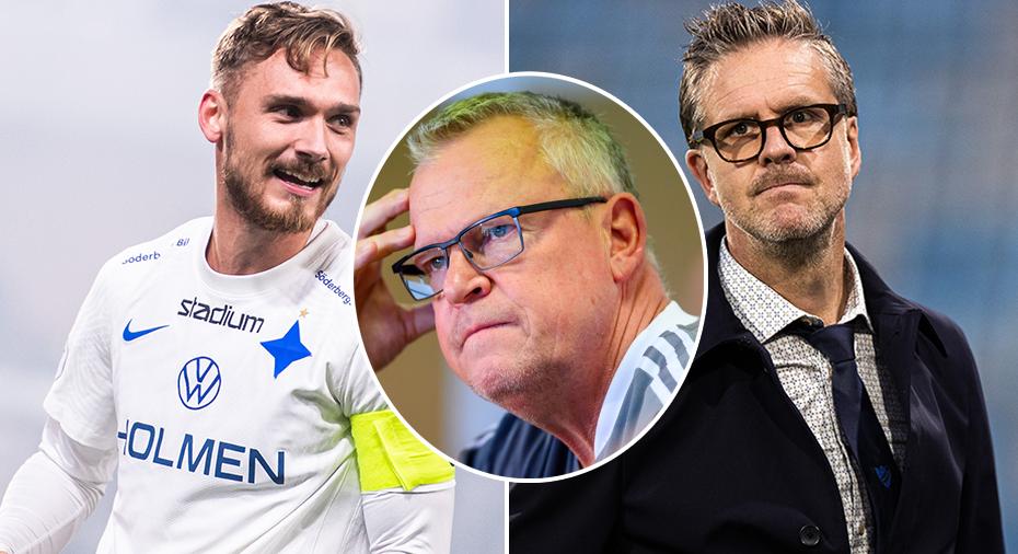 """Landslagsaktuell Wahlqvist hyllas av Norling: """"Då blir det svårt att hålla honom borta"""""""