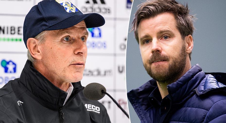 """Blåvitt ska diskutera Nilssons framtid - sportchefen: """"Vi är inte nöjda med våren"""""""