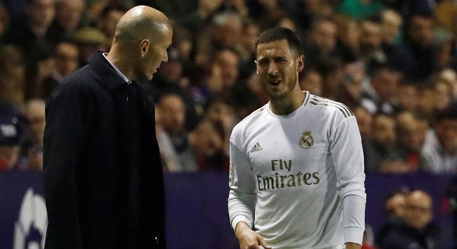 """Hazard kan missa resten av säsongen: """"Han är inte glad"""""""