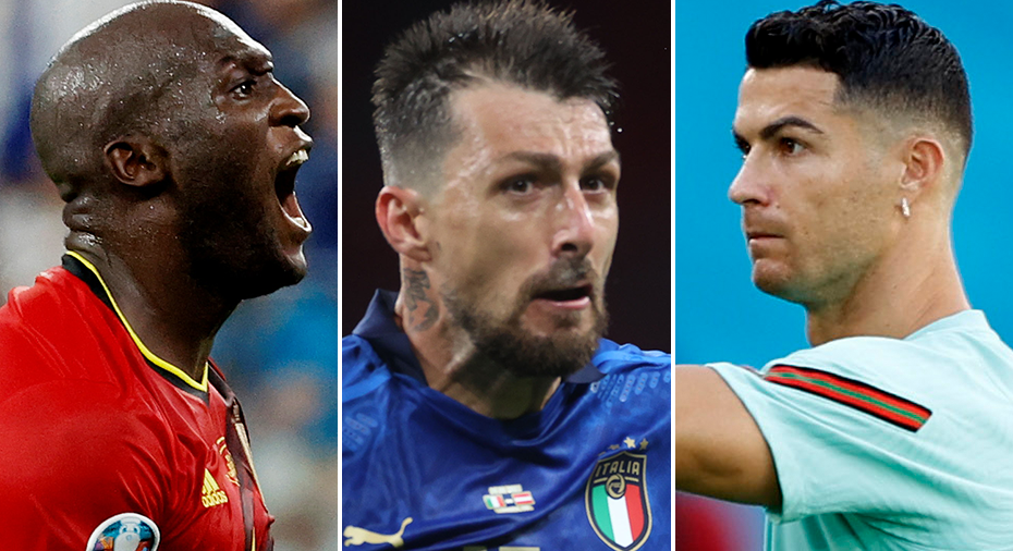 Acerbi: Lukaku svårare att markera än Ronaldo