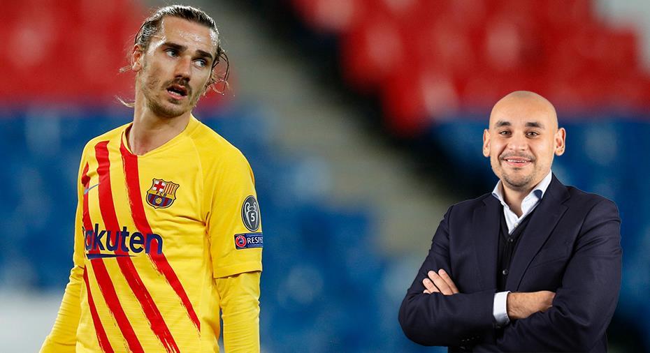 Antoine Griezmann lämnar Barça för Atlético Madrid
