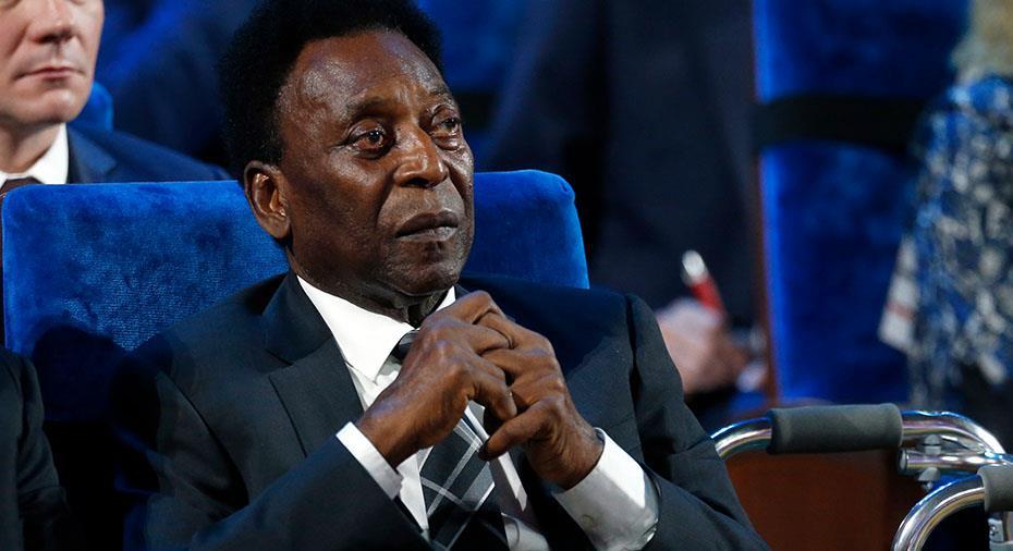 Uppgifter: Pelé på iva igen efter operationen