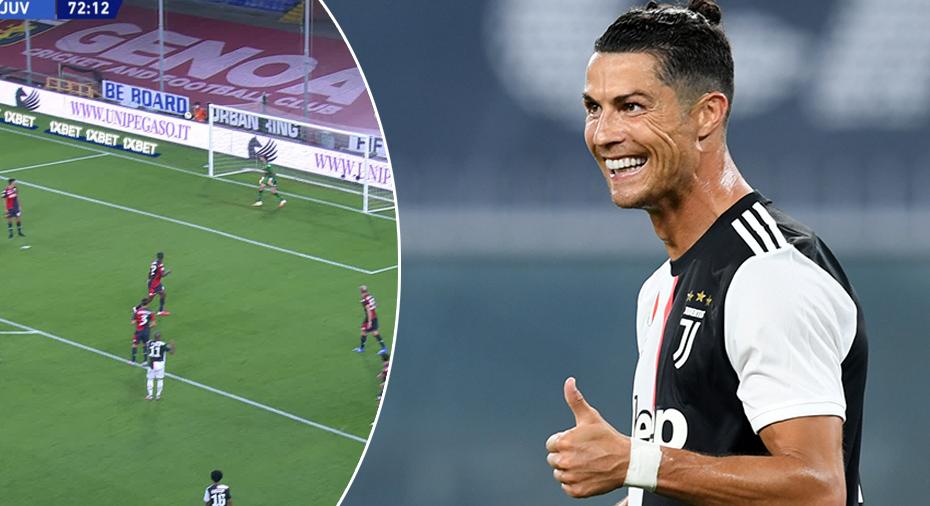 TV: Drömmål av Costa och Ronaldo - Juventus vann igen