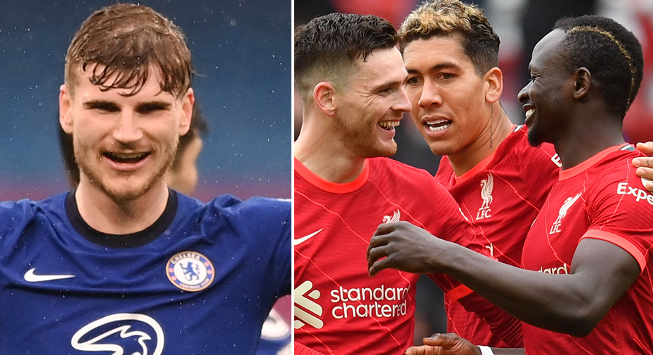 JUST NU: Liverpool stormar mot CL - Chelsea topp fyra