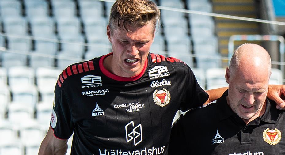 """Elms knä undersöks i Göteborg: """"Vi har stora förhoppningar"""""""