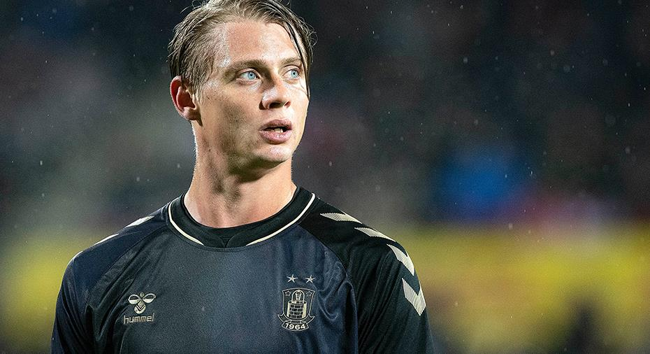 Hedlund hjälte i Danmark - gav Bröndby seger