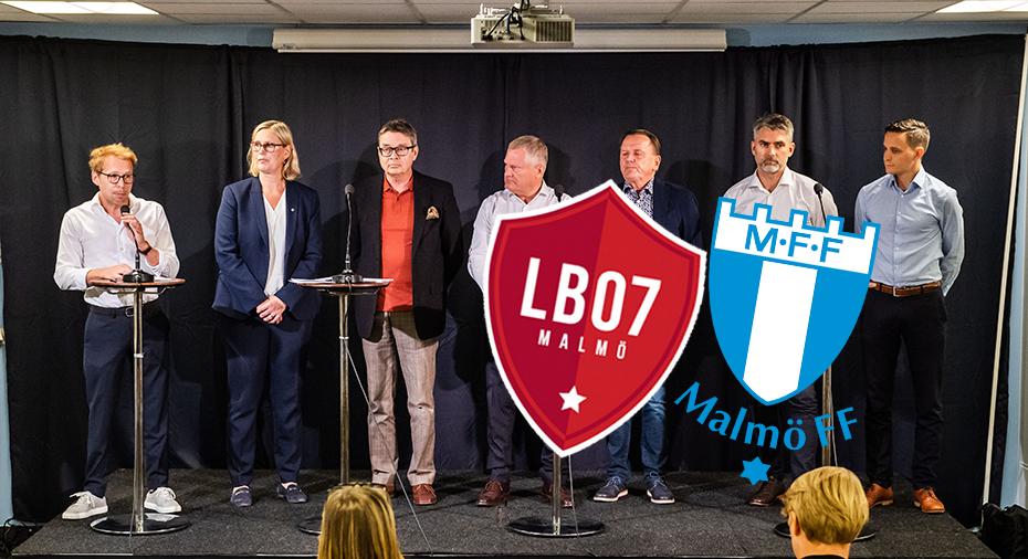Fotbollskanalens avslöjande bekräftat: MFF föreslår ett samgående med LB07