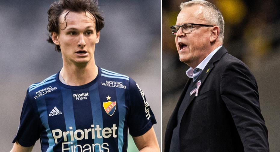 Hjalmar Ekdals toppsvar kring landslaget och framtiden med Albin