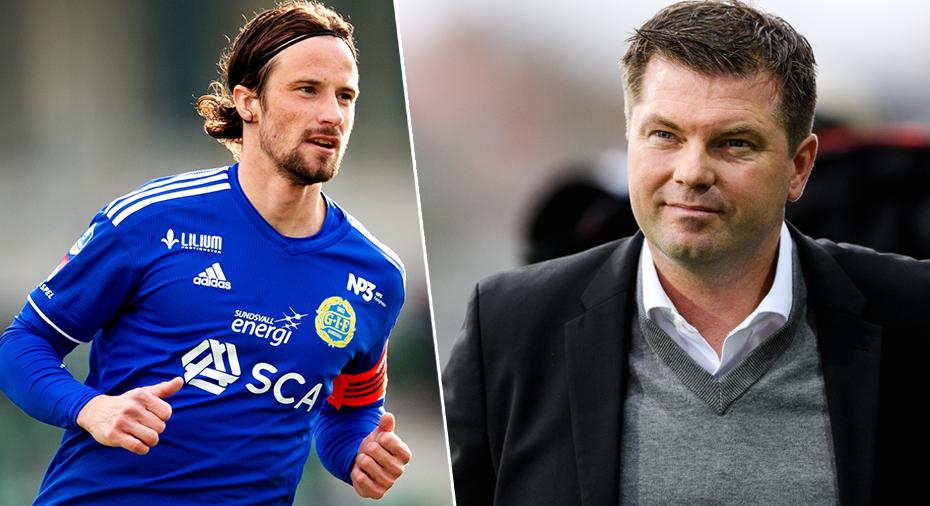 """Gustafssons besked om Hallenius kontrakt: """"Minst två år - kan bli mer"""""""