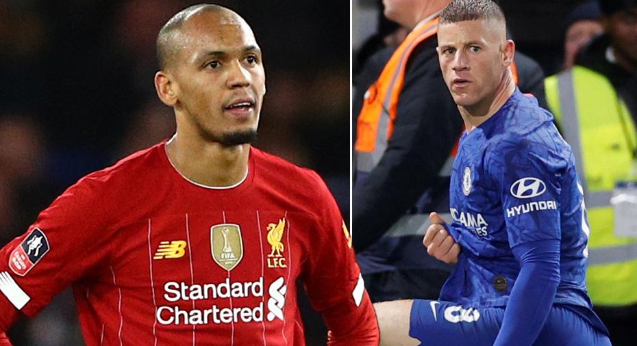 JUST NU: Chelsea tar ledningen - Liverpool-målvakten med tabbe