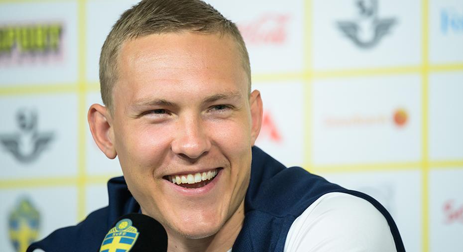 """Augustinsson tillbaka i Champions League: """"Ger mig verkligen gåshud"""""""