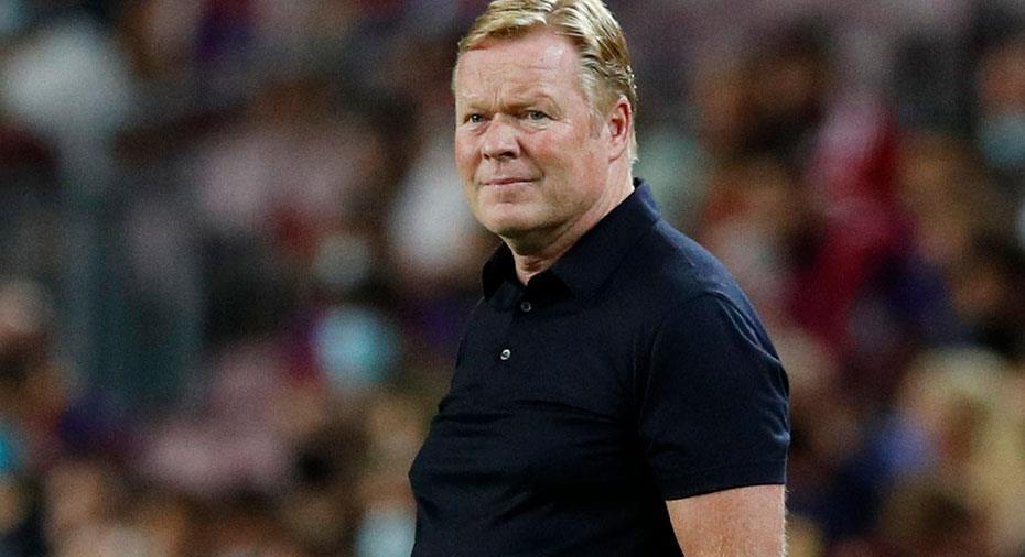 Uppgifter: Barcelona i kontakt med Martinez - vill sparka Koeman